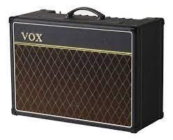 lificador valvulado vox ac15 15 w