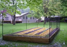 Kitchen Garden Trough Easy Cheap Garden Fence Fence Designs And Ideas