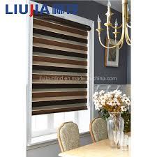 door blinds roller. China Blackout Vintage Style Blinds Roller Door Curtains Zebra Blind - Blind, Window N