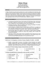Great Resume Example Create My Resume Best Sales Associate Resume