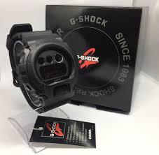 G Shock 3230 Auto Light G Shock Dw6900 3230 Dark Knight Mens Fashion Watches
