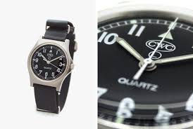 10 best field watches for men gear patrol since the 70s cabot watch company has supplied watches to all branches of the british military including chronographs for the raf its g10 arrived in
