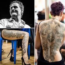 International Tattoo Convention Venezia Sarà La Capitale Del Tatuaggio