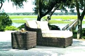 outdoor furniture wicker. Resin Outdoor Furniture Wicker 5 Piece Set Recycled Plastic Cedarburg Wi Re C