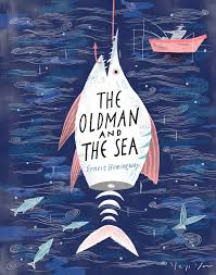 the old man and the sea by yeji yun behance book covers and the old man and the sea by yeji yun