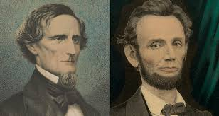 Jefferson Davis Vs Abraham Lincoln Chart How Do You Compare The Leadership Of Lincoln And Davis In