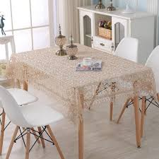 european luxury lace table cloth multi purpose dust cover round tablecloth coffee table cover towel