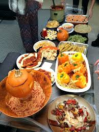 Office Party Ideas For Fall Colorful Mayo Party See More Party