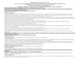 Sample Resume Accounting Manager Accounting Director Resume