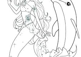 Dolphins Coloring Pages Dolphin Printable Coloring Pages Dolphin