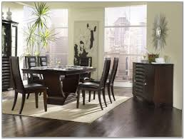 dining room paint color ideasSquare Stained Pine Wood Coffee Table Painting Ideas For Dining