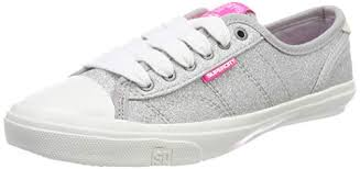 Superdry Size Chart Shoes Amazon Com Superdry Low Pro Glitter Sneaker Womens Slip