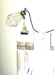 ikea clip lamp bedroom lamp bed lamp hay industrial wire cage clip lamp bedroom lamps bed