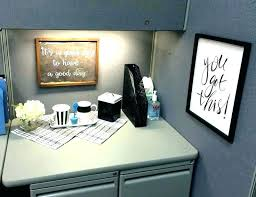 decorating ideas small work. Small Work Office Decorating Ideas Decor Cubicle Contest Best Cute On