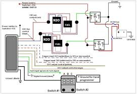 nitrous express wiring diagram nitrous image 15974 nos mini faulty wiring grounding solenoids when armed on nitrous express wiring diagram