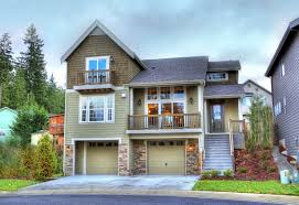 find out ideas craftsman 2 story house plans house style and plans unbelievable garage under plan
