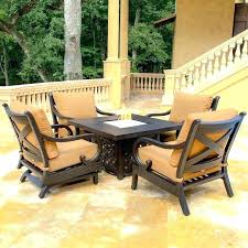 fire pit table set pits dining cute furniture your house patio with sets fire pit