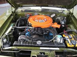 Image result for 1974 360 cuda engine