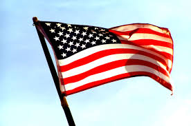 Usa Flag Backgrounds For Powerpoint Flags Ppt Templates