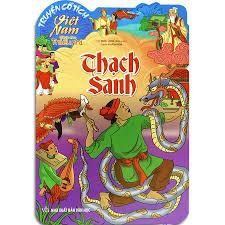 Sách - Truyện cổ tích Việt Nam dành cho thiếu nhi - Thạch Sanh