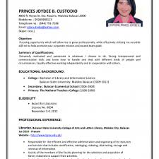 Cv For It Jobs How To Write A Brefash First Job Resumes Sample
