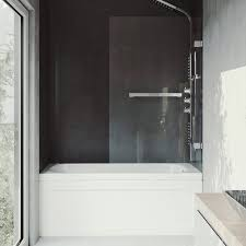 medium size of bed bath door shower glass seamless glass shower frameless bathtub shower