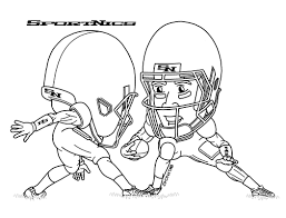 Small Picture Football Player Coloring Coloring Coloring Pages