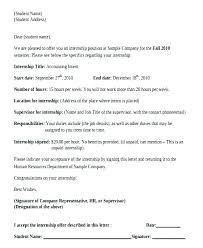 Cover Letter Internship Template Cover Letter Internship Finance
