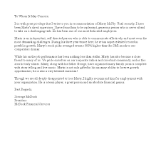 Sample Letter Of Recommendation Employee Sample Letter Of Recommendation Resume Pinterest Reference