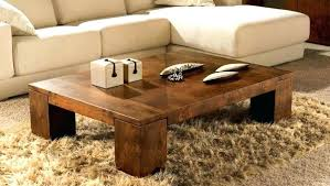 home made coffee table home made wooden table contemporary wooden low coffee tables on cream fur home made coffee table
