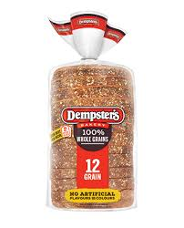 honey wheat bread brands. Brilliant Wheat Dempsteru0027s 100 Whole Grains 12 Grain Bread Inside Honey Wheat Brands