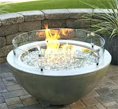 glass fire pits propane propane fire pit glass fire pit glass wind guards from the outdoor glass fire pits propane