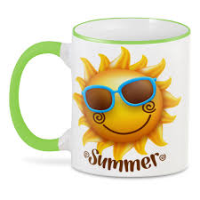 <b>3D кружка Printio Summer</b> #2749175 Керамика - купить в ...