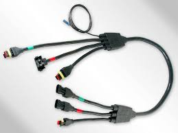 wire harness cable assemblies manufacturer dsm t co overmolded spliced harness electric vehicle assembly