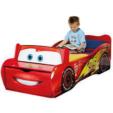 Lightning Mcqueen Bedroom Furniture Lightning Mcqueen Feature Bed Toys R Us