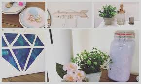 tumblr bedroom ideas diy. Unique Diy Diy Room Decor Tumblr Inspired Ideas Clouds In A Jar Diamond Galaxy Canvas  Marble Jewelry Plate And Bedroom I