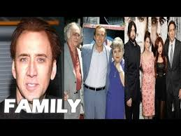 Nicolas Cage Emotion Chart Videos Matching Nicolas Cage Family Pictures Father
