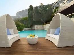 luxury modern outdoor furniture