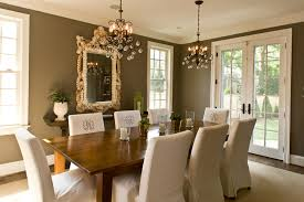 slipcovered dining chairs. Slipcovered Dining Chairs Room Traditional With Beige V