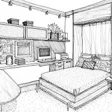 bedroom drawing ideas simple design 1 on living room simple bedroom drawing63 drawing
