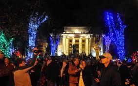 Prescott Az Christmas Tree Lighting Christmas Season Continues With Christmas Parade Courthouse
