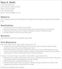 Writing A Cover Letter For A Job With No Experience Resume For Bank