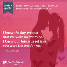 New teen love poems