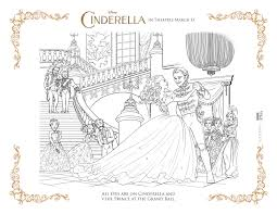 Small Picture Cinderella coloring pages Highlights Along the Way