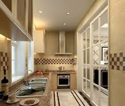 sliding door cabinet for kitchen