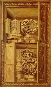 Многогранники в искусстве геометрия и искусство  а также изобразил приближенные представления различных тел в виде совокупностей многогранников На иллюстрации ниже представлен звездчатый многогранник