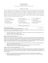 Chief Administrative Officer Resumes For Ms Word Resume Templates ...
