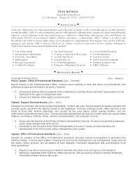 Planning Officer Resume Templates – Sapphirepartners
