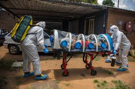 The death toll hits 65 972, after 377 new deaths. South Africa Announces Sweeping Coronavirus Rules Amid 3rd Wave Los Angeles Times
