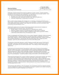 Example Resume Summary Nina Designs Examples Students Profile